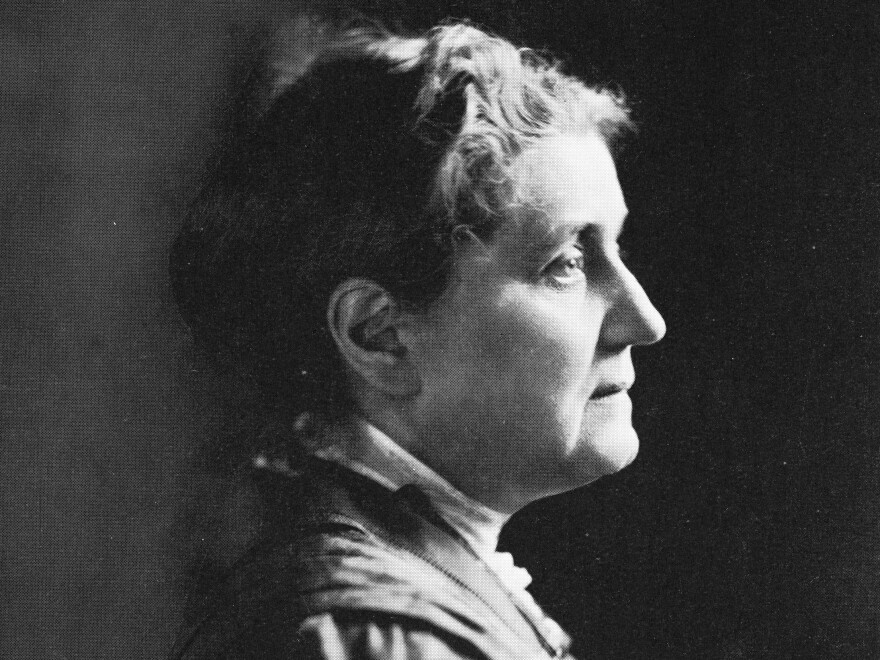 Portrait of American social worker Jane Addams (1860 - 1935), early 1900s. (Photo by Hulton Archive/Getty Images)
