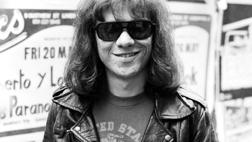Tommy Ramone: Headbanging Drummer