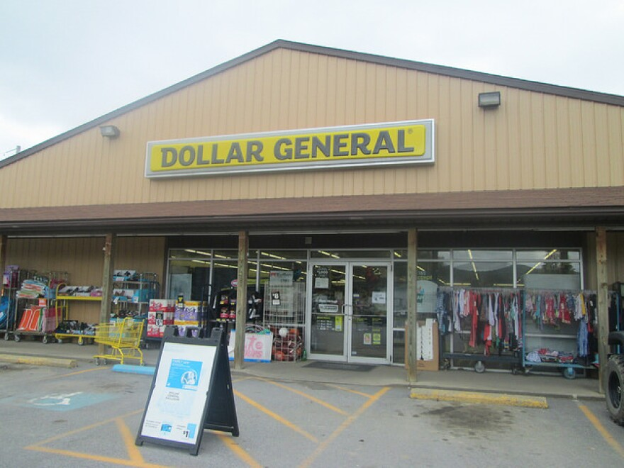 Dollar General has opened hundreds of stores a year for the last few years.