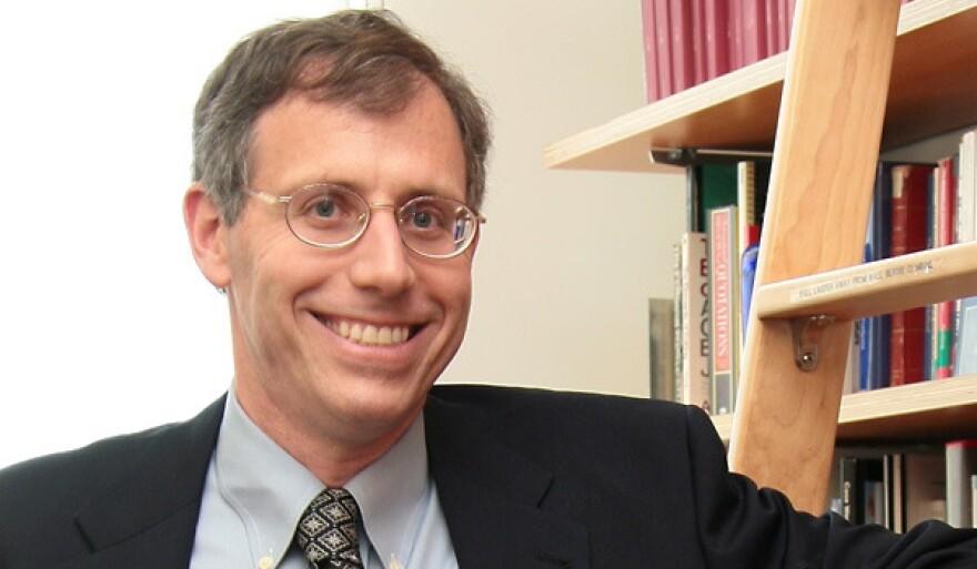 Photo of Professor Scott Shane