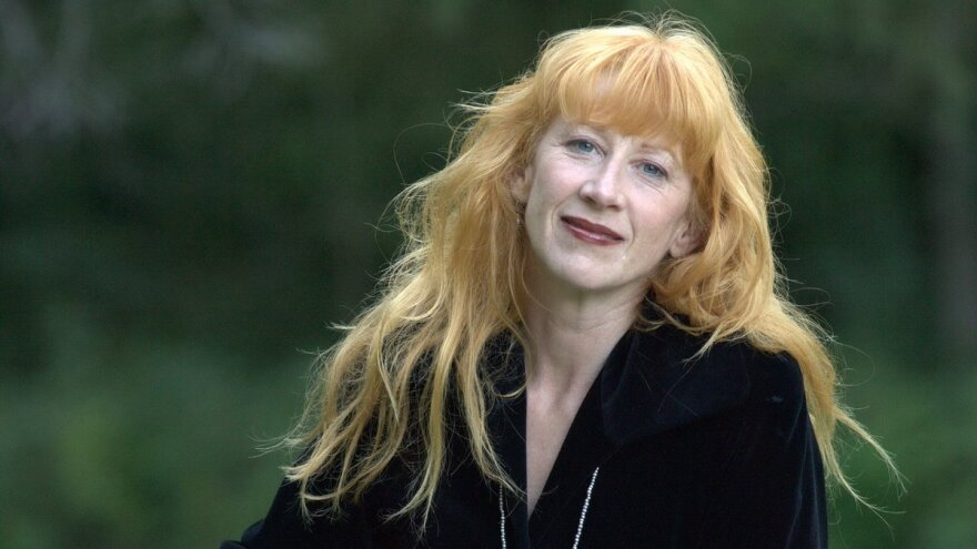File photo. Celtic singer Loreena McKennitt dedicates a portion of her concerts attended by Music That Reclaims participants to those children.