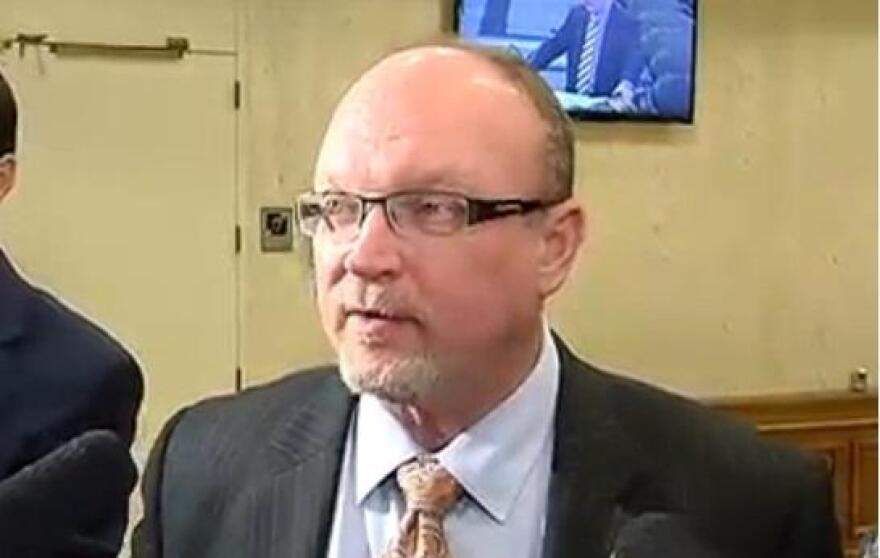 Florida Insurance Commissioner Kevin McCarty