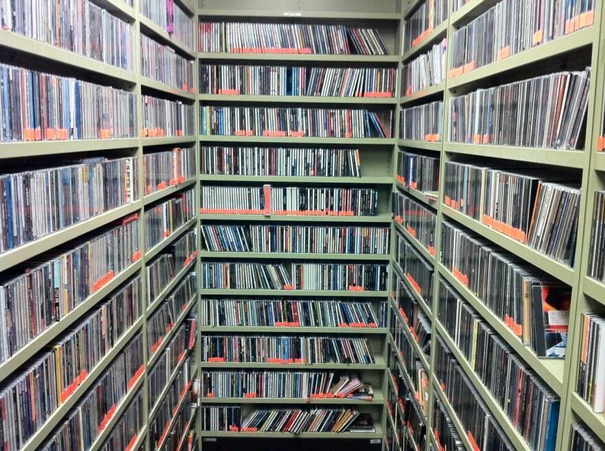 KUT CD Library