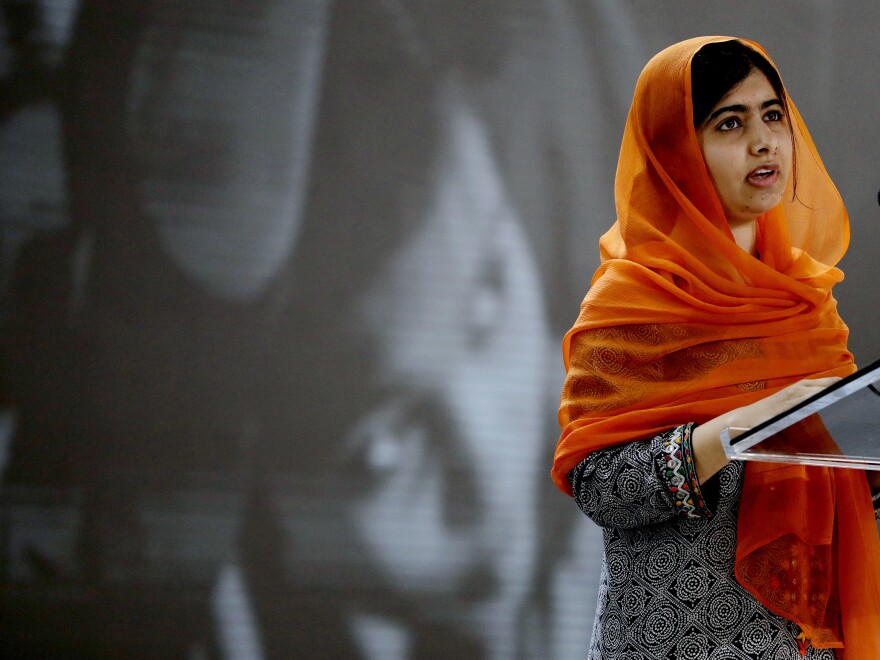 "Malala Yousafzai, the youngest recipient of the Nobel Peace Prize, recently returned from her ""Girl Power Trip,"" where she visited women around the world and talked with them about education."