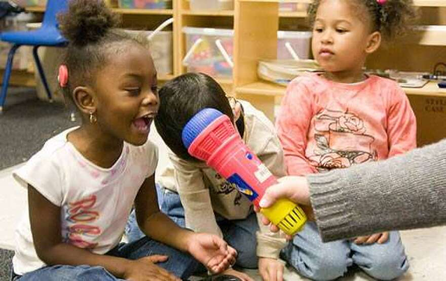 Central Florida is now home to one of few auditory-oral schools for toddlers in Florida.