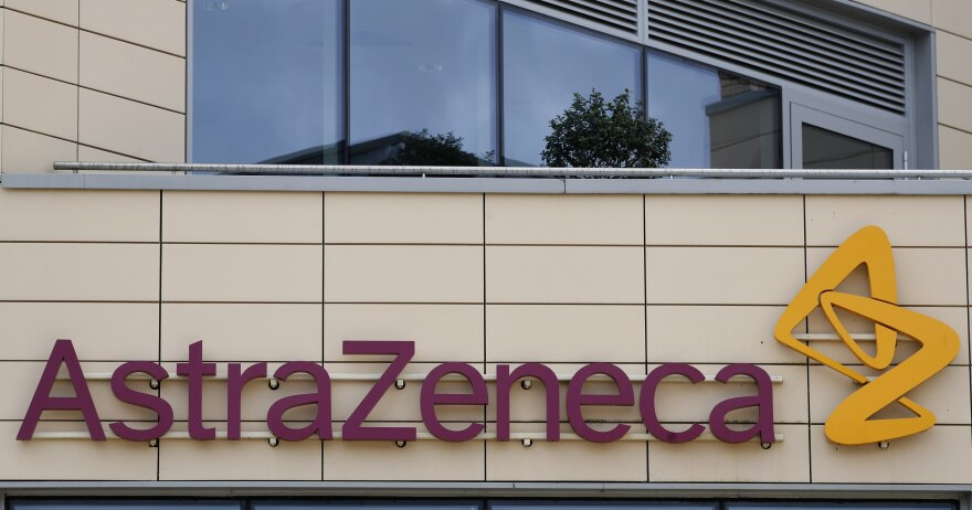 Earlier in the week, AstraZeneca had paused worldwide studies of its candidate vaccine after one U.K. participant developed symptoms consistent with the spinal cord inflammation known as transverse myelitis.