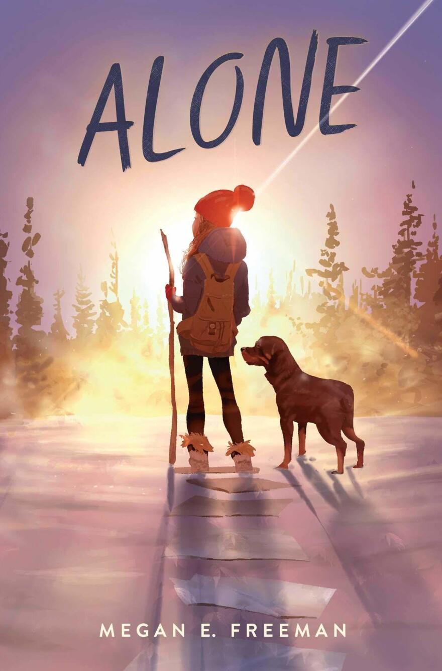 <em>Alone</em> by Megan E. Freeman