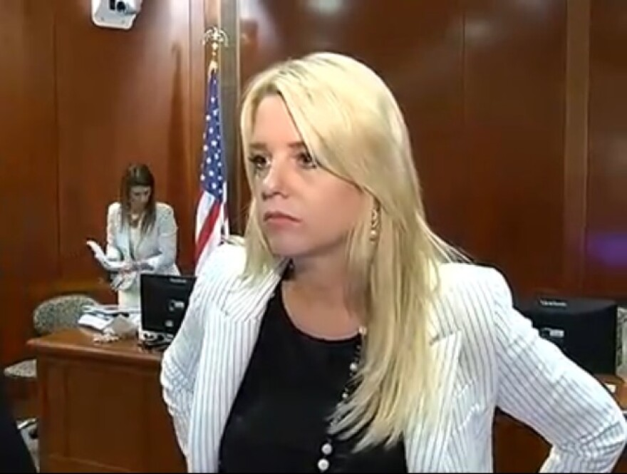 Florida Attorney General Pam Bondi says Medicaid and the Low Income Pool funds should be separated.