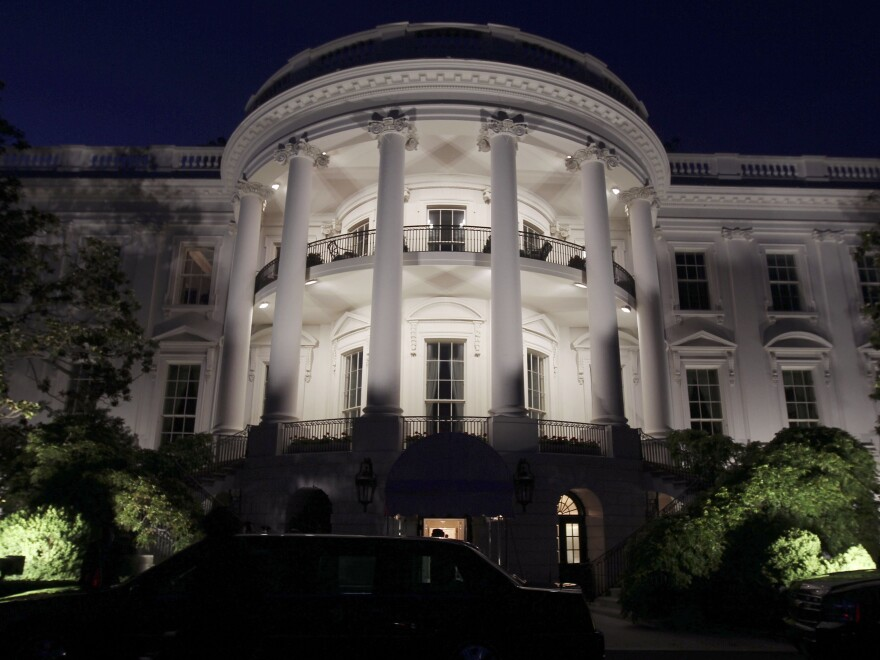 """Will the lights be on late at the White House for the next few nights, or will talks about the """"fiscal cliff"""" be less than dramatic?"""