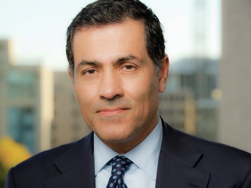 Vali Nasr is dean and professor of international relations at Johns Hopkins University's Paul H. Nitze School of Advanced International Studies.