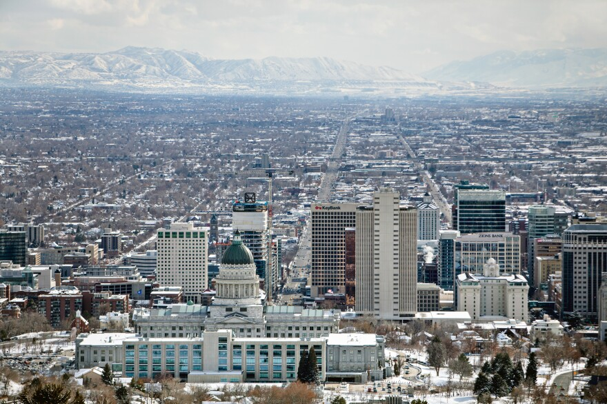 Salt Lake City hopes to encourage builders to forgo gas in new buildings through public outreach and financial incentives.