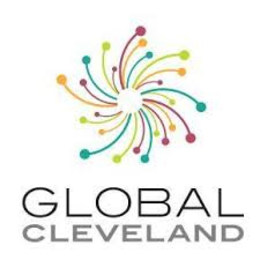 photo of Global Cleveland logo