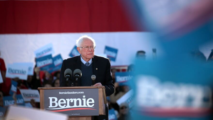 Despite two failed attempts for the Democratic nomination, independent Sen. Bernie Sanders has left a major mark on the party he never formally joined.
