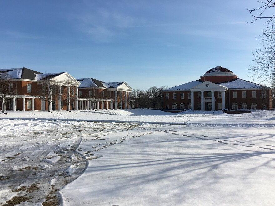 Photo of New Albany High School