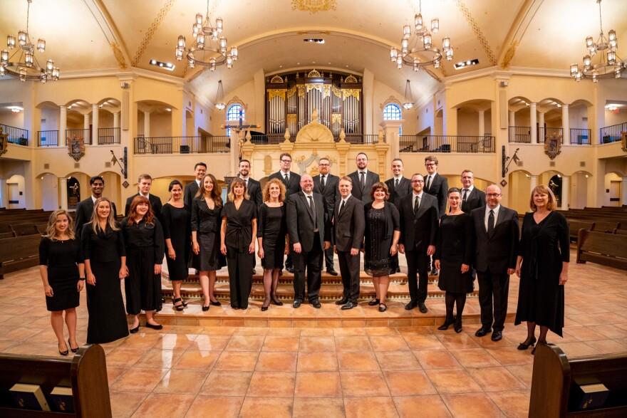 Spire Chamber Ensemble
