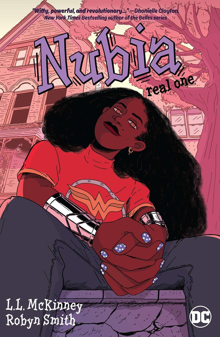 <em>Nubia: Real One</em>, by L.L. McKinney and Robyn Smith