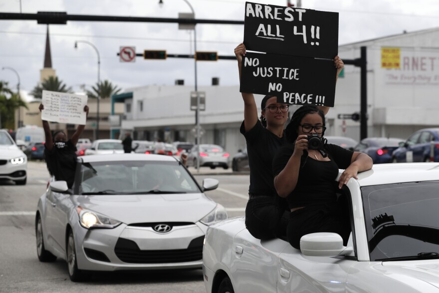 America Protests Florida