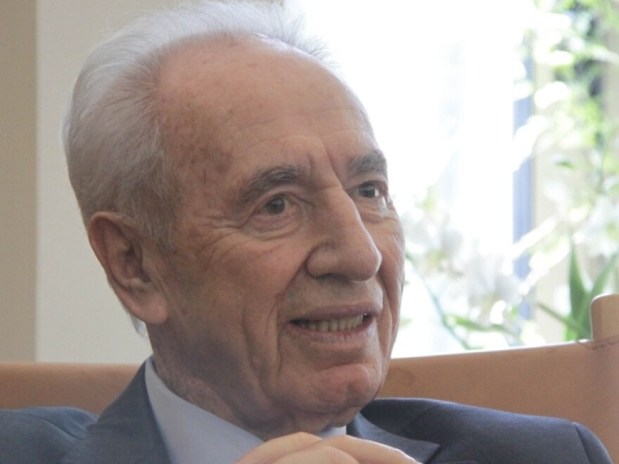 Shimon Peres is Israel's ninth president. He has previously written <em>For the Future of Israel</em>, <em>The Imaginary Voyage: With Theodor Herzl in Israel</em> and <em>Battling for Peace: A Memoir</em>.