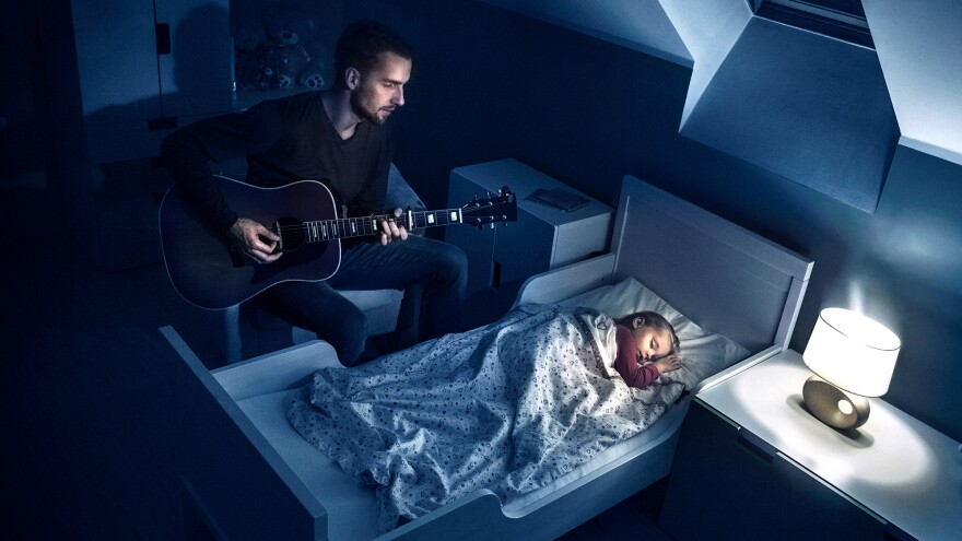 A new study finds people all over the world are able to differentiate between lullabies and dance songs from cultures they're unfamiliar with.