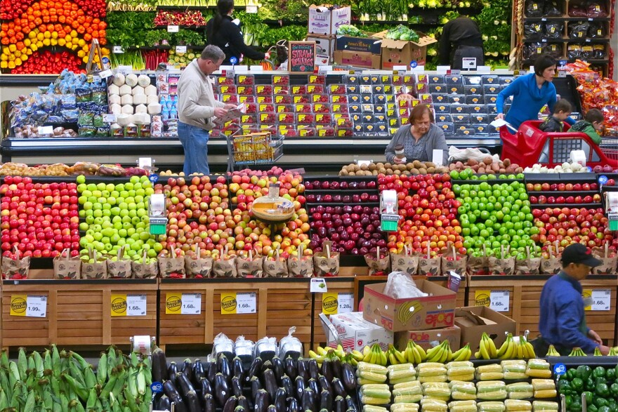 What price do we pay for fresh produce year-round? (Photo by Dean Hochman via Creative Commons)