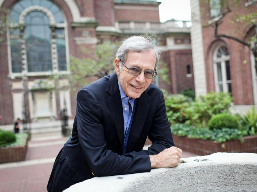 Eric Foner is a professor of history at Columbia University and has written several books about the Civil War era. He has won the Pulitzer Prize, the Bancroft Prize and the Lincoln Prize.