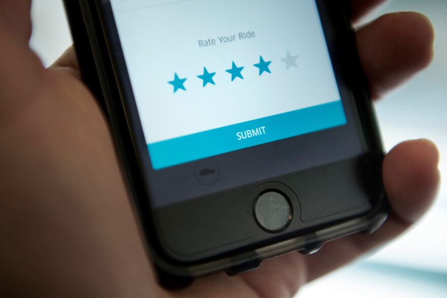 "A new federal lawsuit alleges that Uber's ""star rating"" system discriminates against drivers of color and drivers with accents. According to the suit, Uber terminates drivers whose ratings get too low."