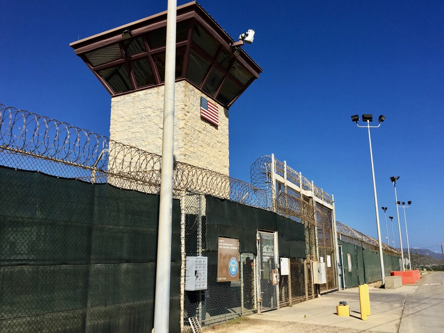 Detention Center Camp 6, which can house as many as 175 people, now holds 26 in Guantanamo Bay, Cuba. President Trump has promised to send more war captives to Guantanamo Bay.