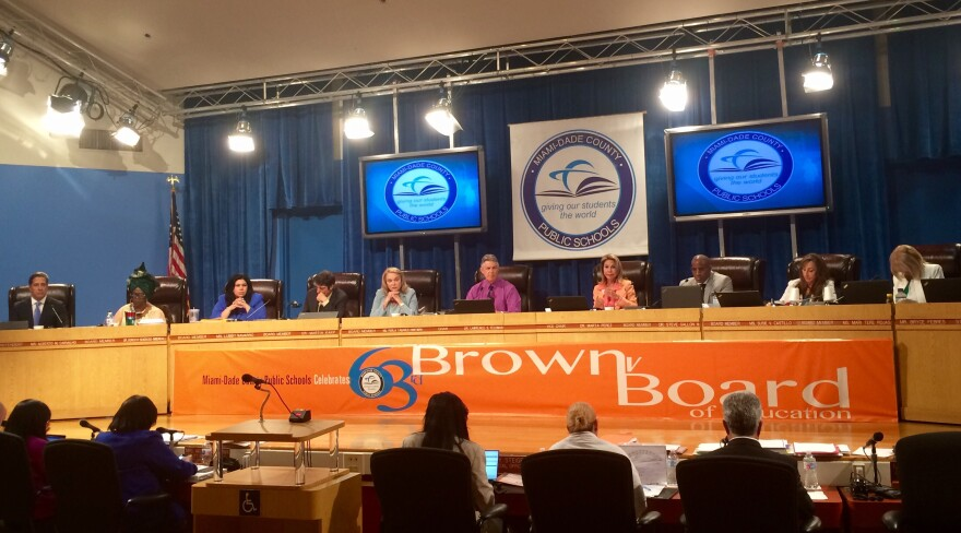 The school board ultimately voted unanimously to join the effort.