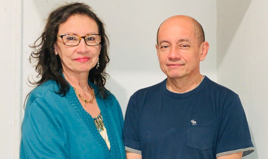 Siblings Luz and Jorge Muñoz spoke about how their meal program began, in a recent StoryCorps interview from their home in Queens, N.Y.<strong> </strong>
