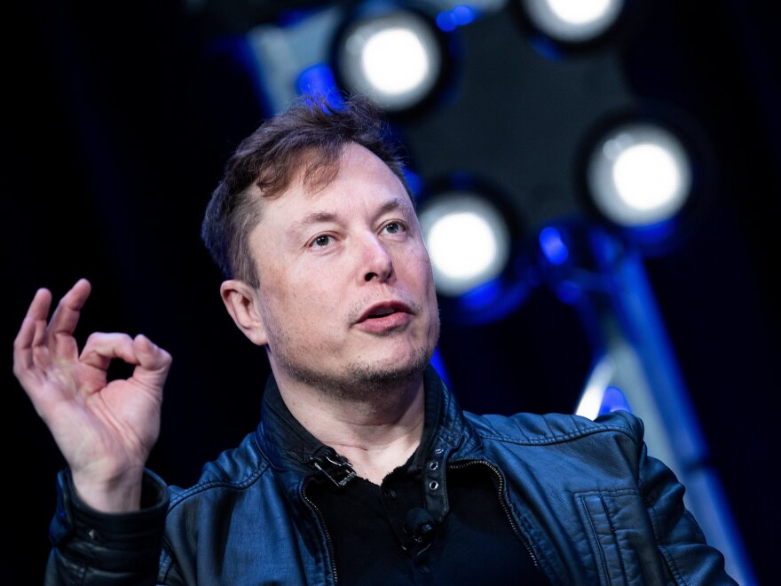Tesla CEO Elon Musk tweeted Saturday that the electric car maker is seeking legal action against Alameda County. Musk has criticized shelter-in-place orders in recent weeks.