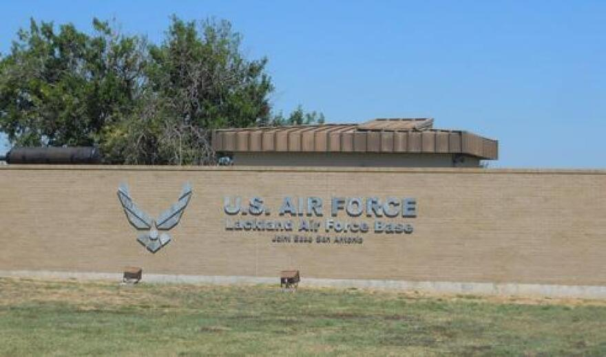 File Photo - Lackland Air Force Base