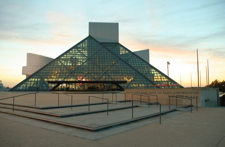 photo of Rock and Roll Hall of Fame