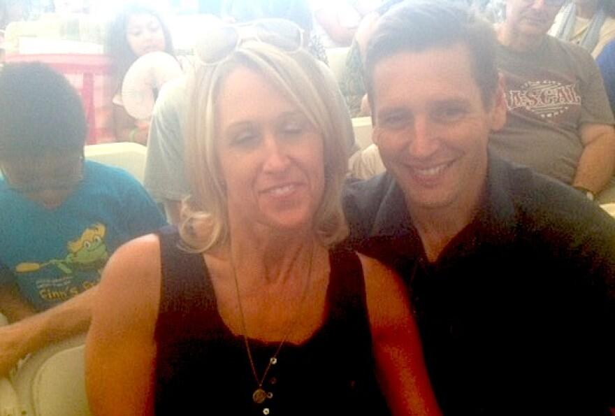 Tony and Karla Kramer