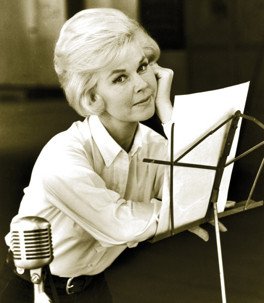 "Doris Day's hits include ""Sentimental Journey,"" ""Till The End of Time"" and ""I Got the Sun in the Mornin'."""
