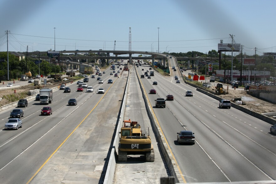 All northbound main lanes will close overnight Friday and Saturday.