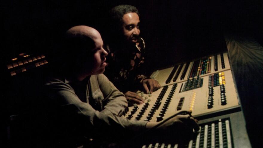 <em>Eccentric Soul: A Red Black Green Production </em>(the cover detail of the album is above)<em> </em>revisits the influence of producer Robert Williams on the 1970s soul scene in Washington, D.C.<em></em>