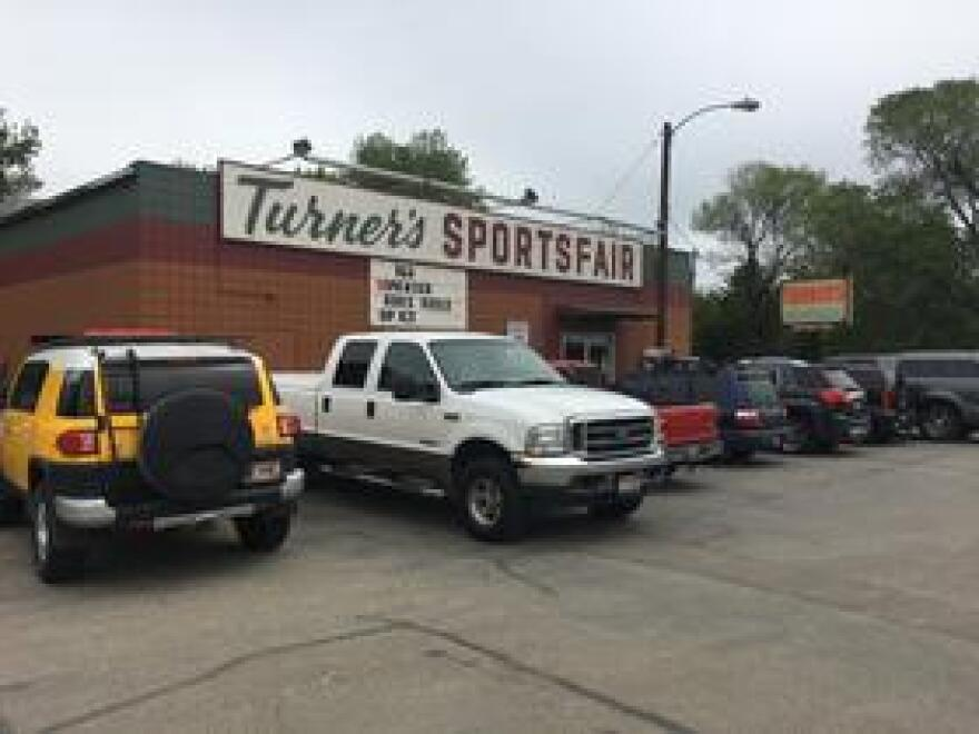Turner's Sportsfair in Boise closed its doors for good in mid-May 2018.
