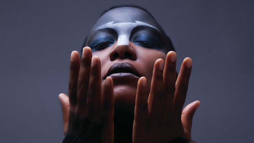 Meshell Ndegeocello's latest album is <em>Comet, Come To Me</em>.