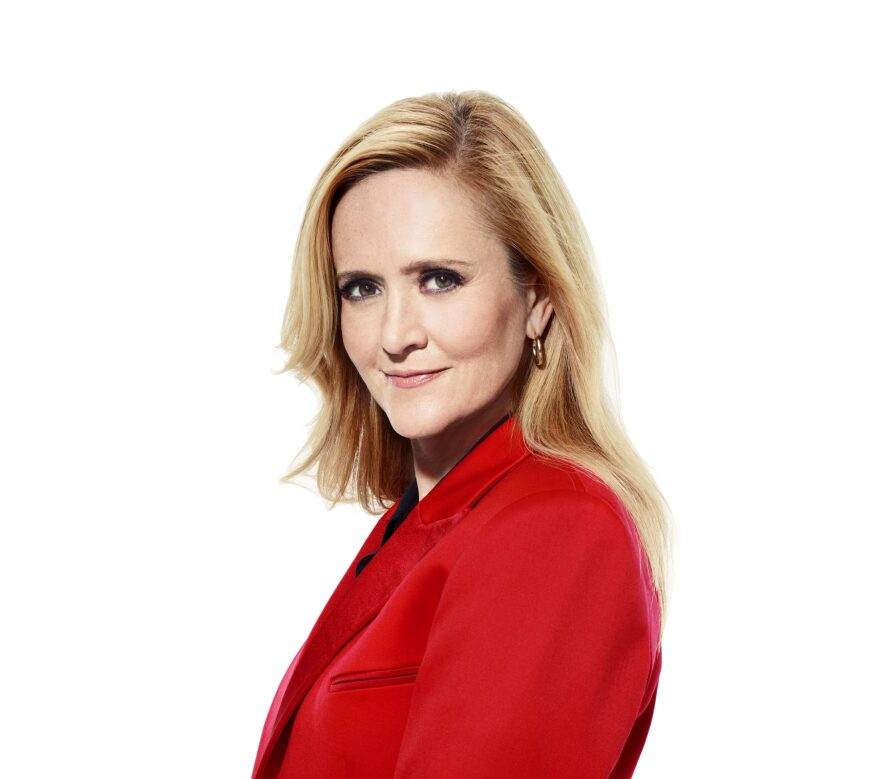 "Samantha Bee, host of TBS' ""Full Frontal,"" in September 2019. (Photo by Mary Ellen Matthews)"