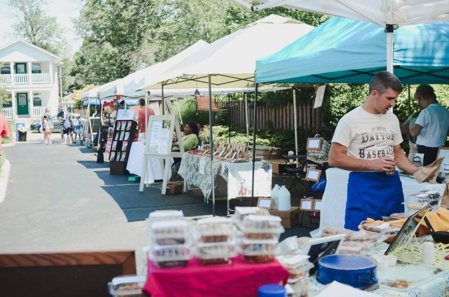 Oakwood Farmers Market