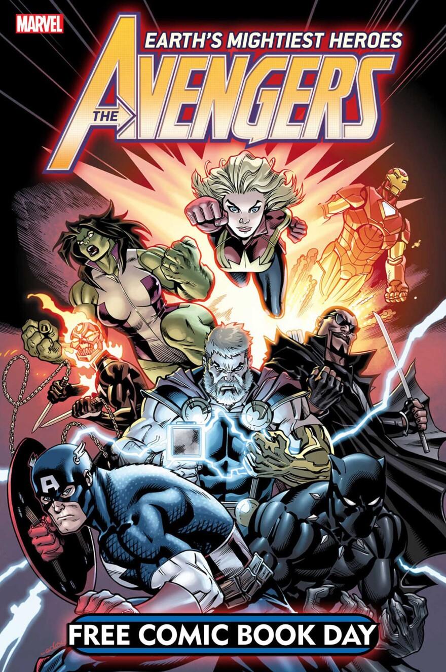<em>Avengers</em>