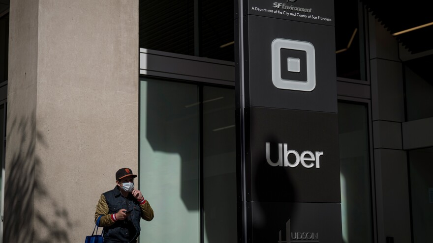 Demand for rides has dropped sharply during the pandemic, exacerbating Uber's financial woes.