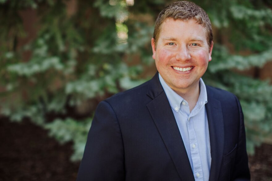 Bryce Bennett is the 2020 Democratic candidate for secretary of state.