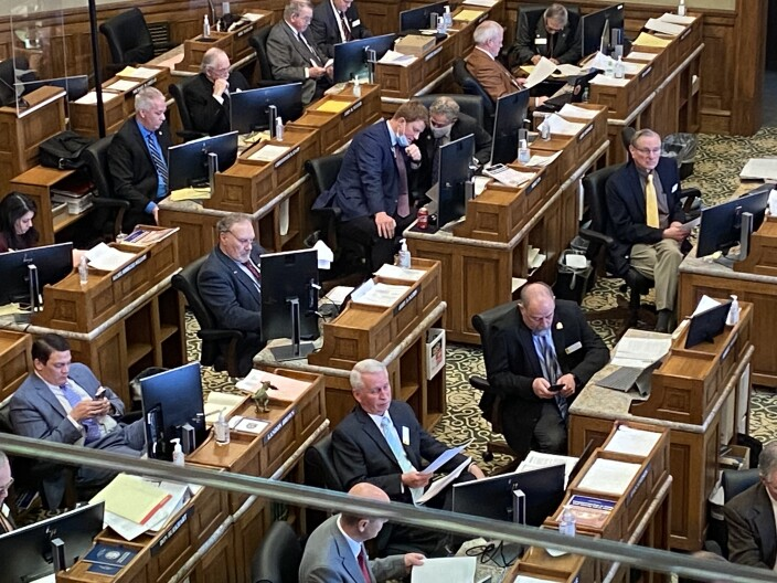 Wyoming lawmakers are gearing up for a special session to oppose COVID-19 vaccine mandates