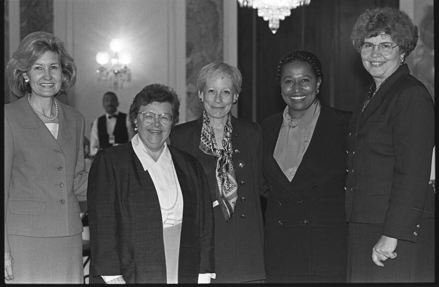 Former Sen. Nancy Kassebaum Of Kansas On Observing 'A Different ...