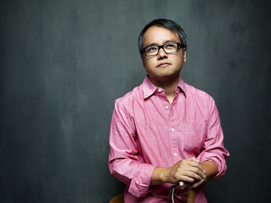 Qui Nguyen wrote <em>Vietgone</em> to tell the story of his parents' meeting at a Vietnamese refugee camp in Arkansas in 1975.
