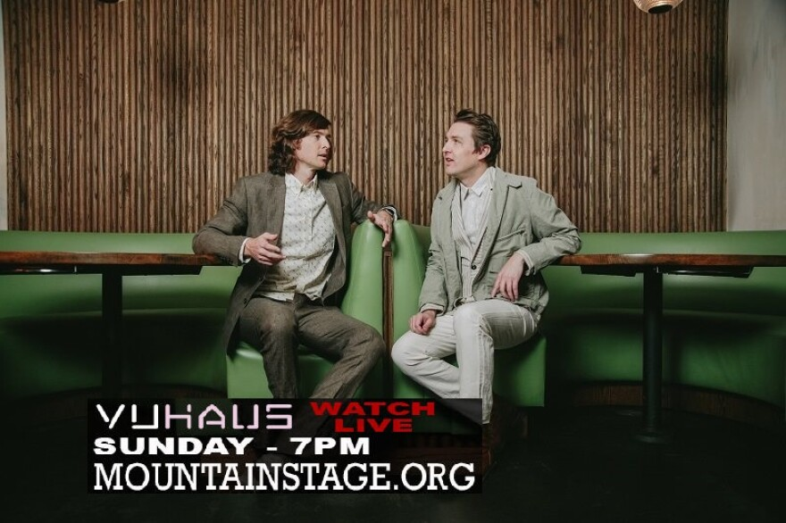The Milk Carton Kids return to Mountain Stage June 9 in Charleston, W.Va.