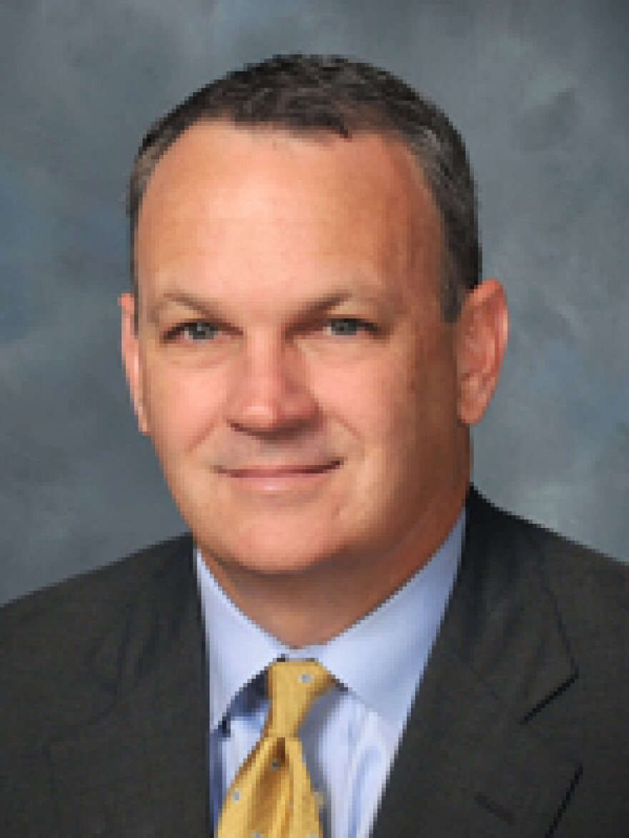 House Speaker Richard Corcoran, a trial attorney, is suing the Department of the Lottery in a Leon County circuit court. The suit contends the Lottery exceeded its authority when it approved a $700 million contract.
