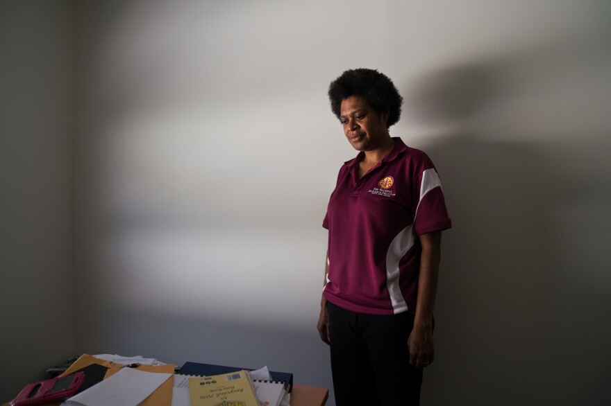"Fiona Hukula is a senior researcher for the National Research Institute in Papua New Guinea. ""The belief in sorcery is quite widespread in this country. But the violence we are seeing is not happening everywhere,"" Hukula says. ""Some provinces have had ways to deal with this for a long time that isn't violent."""
