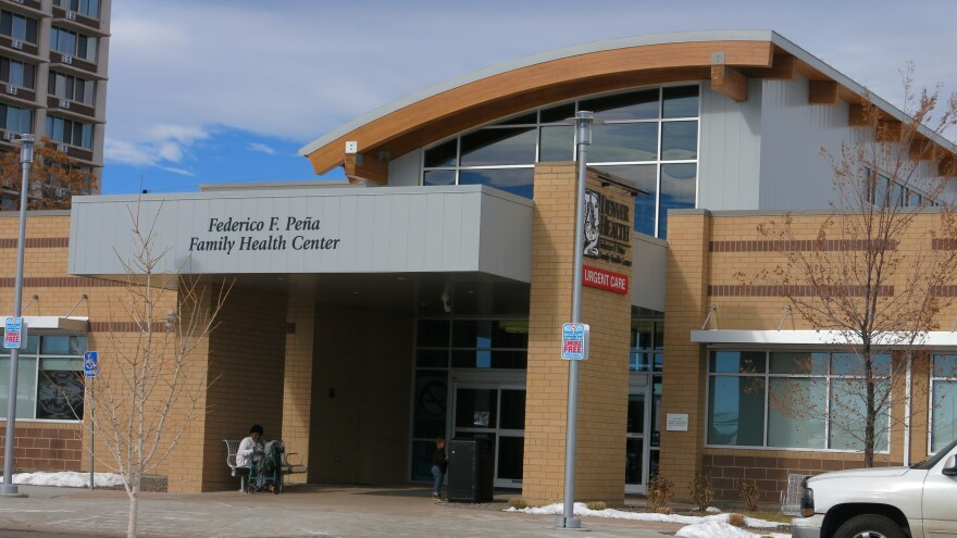 The Federico F. Peña Southwest Family Health Center opened in 2016 to serve a low-income community in Denver. The clinic and its parent system, Denver Health, have benefited financially from the Affordable Care Act and its expansion of Medicaid.